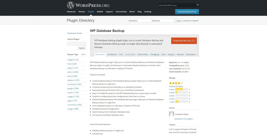 Wordpress плагины: 8 лучших Wordpress плагинов интеграции с Dropbox